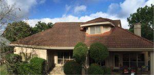 Dirty Tile Roof San Antonio